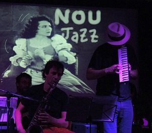 Jam Session: Nou Jazz. Sábado 26 de abril. 21:00 hs