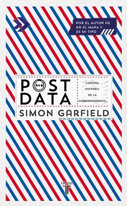 Simon Garfield. Postdata